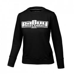 PitBull_West_Coast_-_dámská_mikina_Boxing_černá