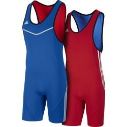 Wrestlerský dres Adidas oboustraný