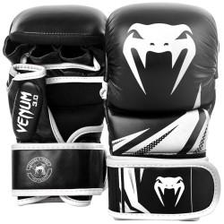 MMA_Sparring_rukavice_Venum_Challenger_3.0_černo,_bílé
