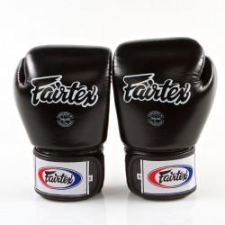 Fairtex boxerské rukavice BGV1 černá 10oz
