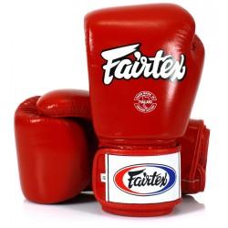 Fairtex_boxerské_rukavice_BGV1_červená
