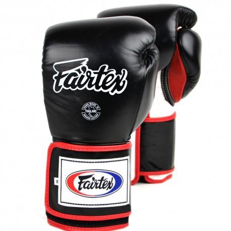 Fairtex_boxerské_rukavice_Super_Sparring_BGV5_černá