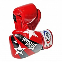 Fairtex_boxerské_rukavice_BGV1_Nation_Print_červená