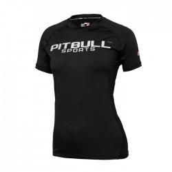 Pitbull_West_Coast_dámský_rashguard_Performance_Pro_Plus_černý
