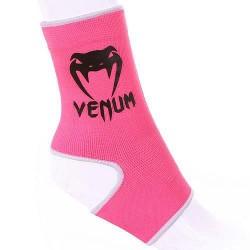 Chrániče kotníků Venum růžová