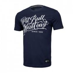 Pitbull _West _Coast _triko _Blackshaw _tmavě _modré